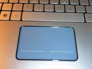 Packard Bell with new glowing trackpads