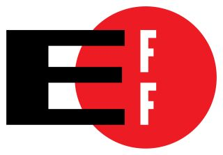 Electronic Frontier Foundation logo