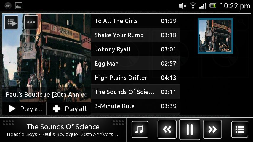 10 Best Android Music Players Techradar