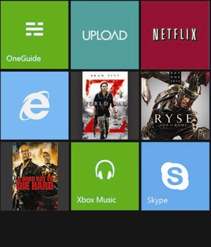 First video look at Xbox One's tiled, multitasking beta dashboard