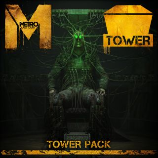 Metro Last Light Tower Pack DLC out next week