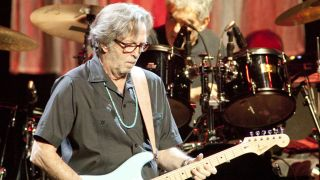 On Old Sock Eric Clapton performs songs by Leadbelly and Peter Tosh among others