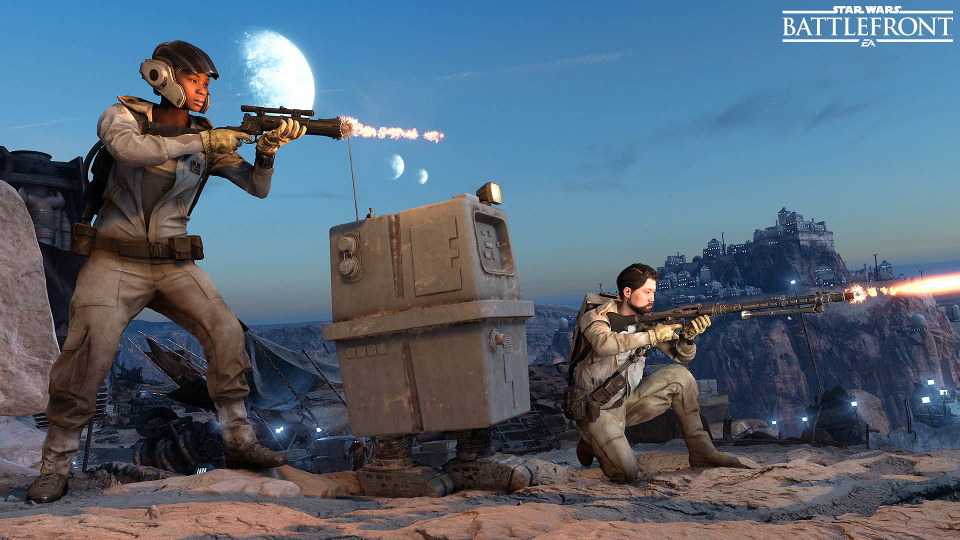 Star Wars Battlefront Text Dump Might Give Away New Weapons And Modes Gamesradar