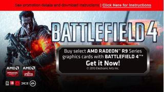 Radeon Battlefield 4 bundle