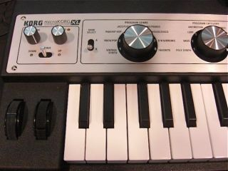 Will the microKORG XL be launched next year
