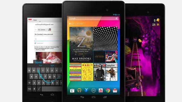 New Nexus 7 Review Techradar