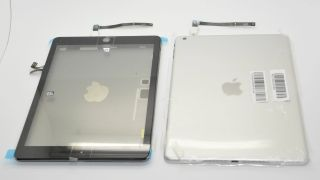 What, no gold iPad? iPad 5 casings show off silver and 'space grey' again