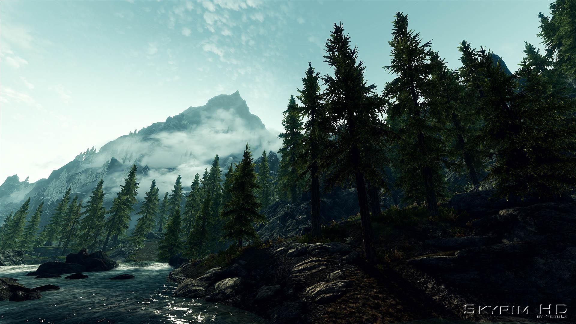the best skyrim mods: 2k textures