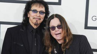 Tony Iommi Ozzy Osbourne