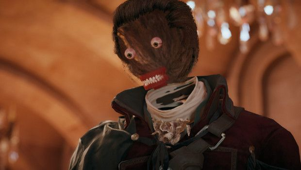 Assassin S Creed Unity S Glitches Are Awful But Also Kind Of