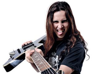 Gus G, Ozzy's new six-string hero, hopes to make fans 'scream'