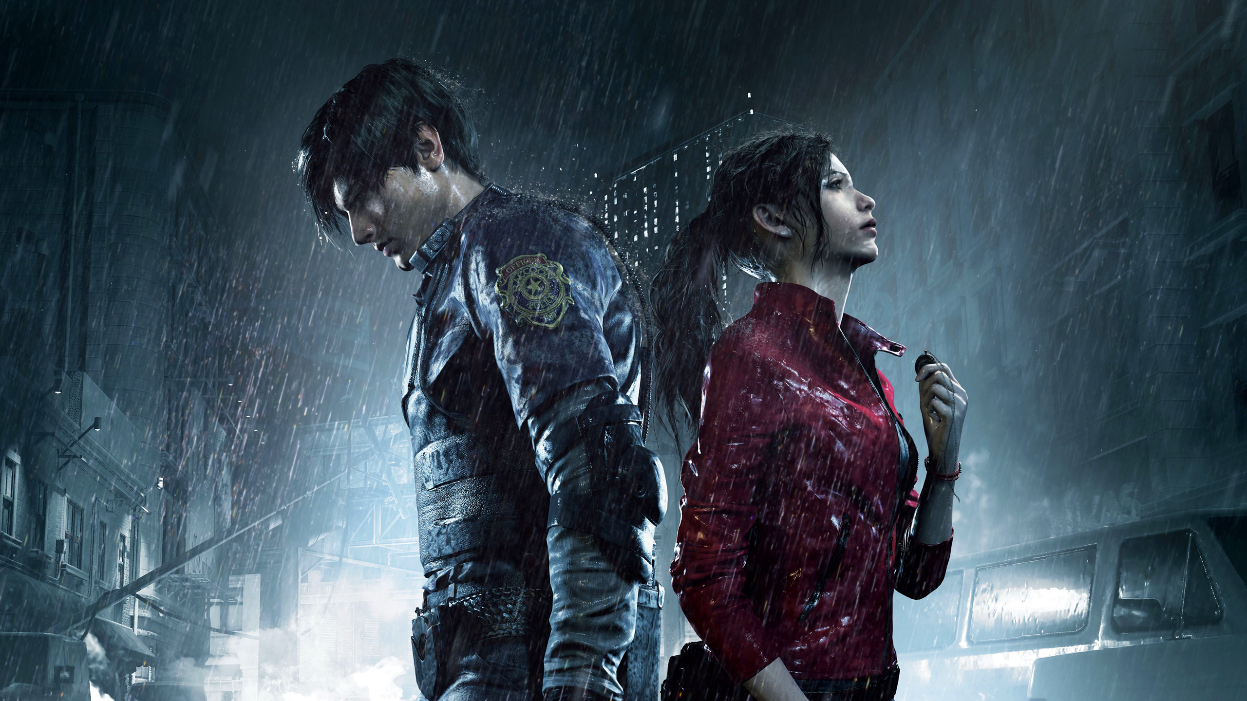 Resident Evil 2 Review Pc Gamer