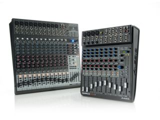 If you want a mixer for live recording there are plenty of excellent choices