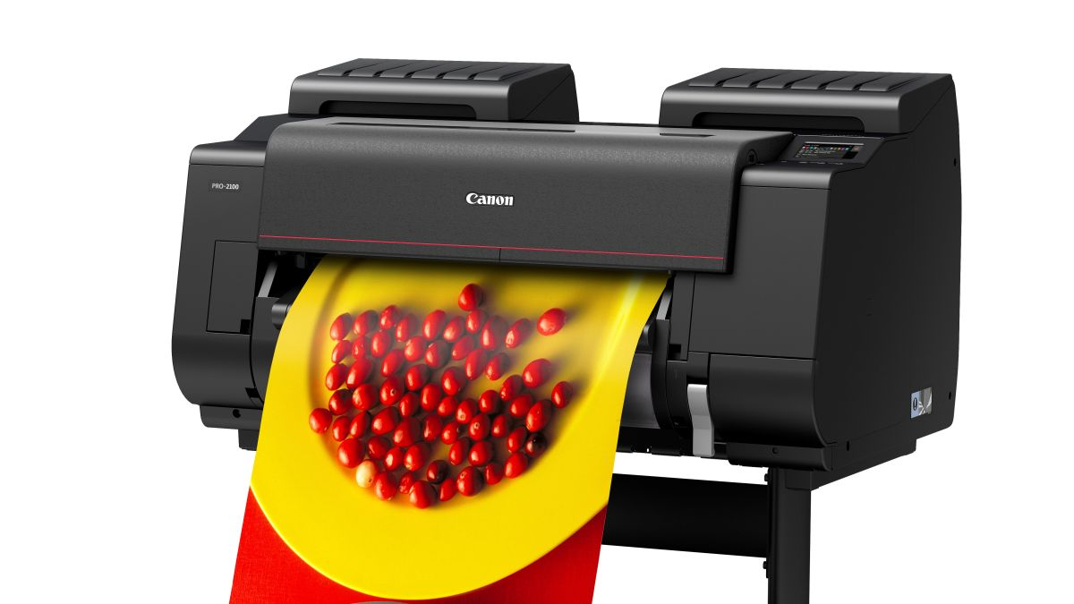 See Canon's incredible imagePROGRAF PRO printers in action at The Photography Show