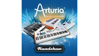Arturia is hitting the road.