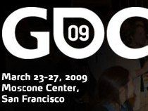 GDC 09 takes place in San Francisco, March 23-27, with a number of illustrious speakers already announced