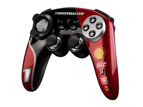 Thrustmaster F1 Wireless Gamepad