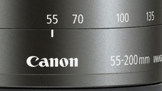 Canon EF M 55 200mm