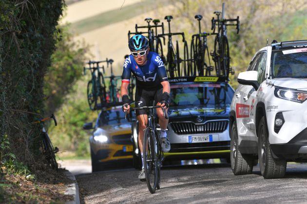 Geraint Thomas abandons Tirreno-Adriatico 2019