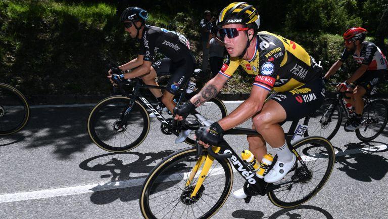 Dylan Groenewegen at the Giro d'Italia 2021