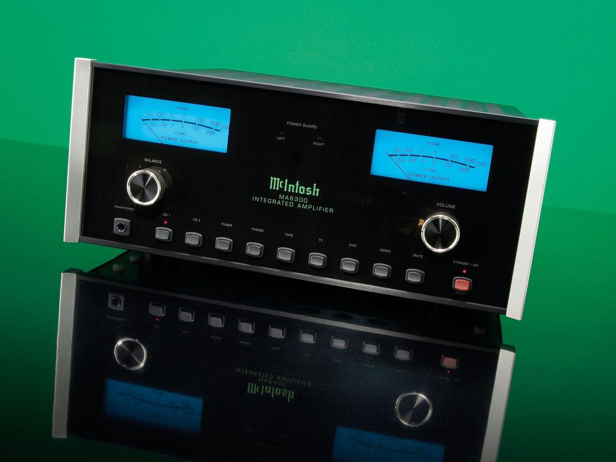 McIntosh MA6300 review | TechRadar