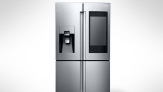 The Samsung Family Hub fridge