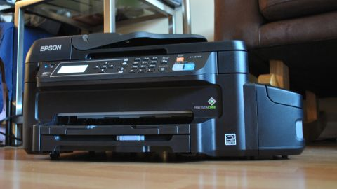 Epson Workforce ET-4550 review: Page 2 | TechRadar