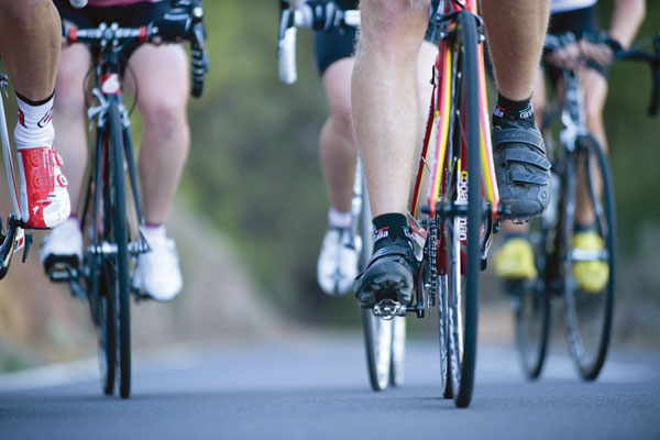Cycling bad for your bones?