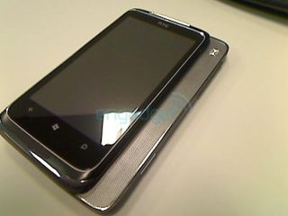 HTC's new Windows Phone 7 device?