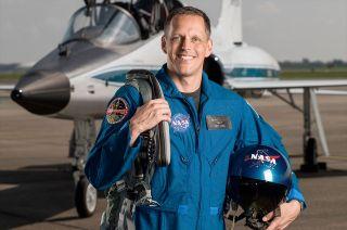 nasa astronaut research pilot