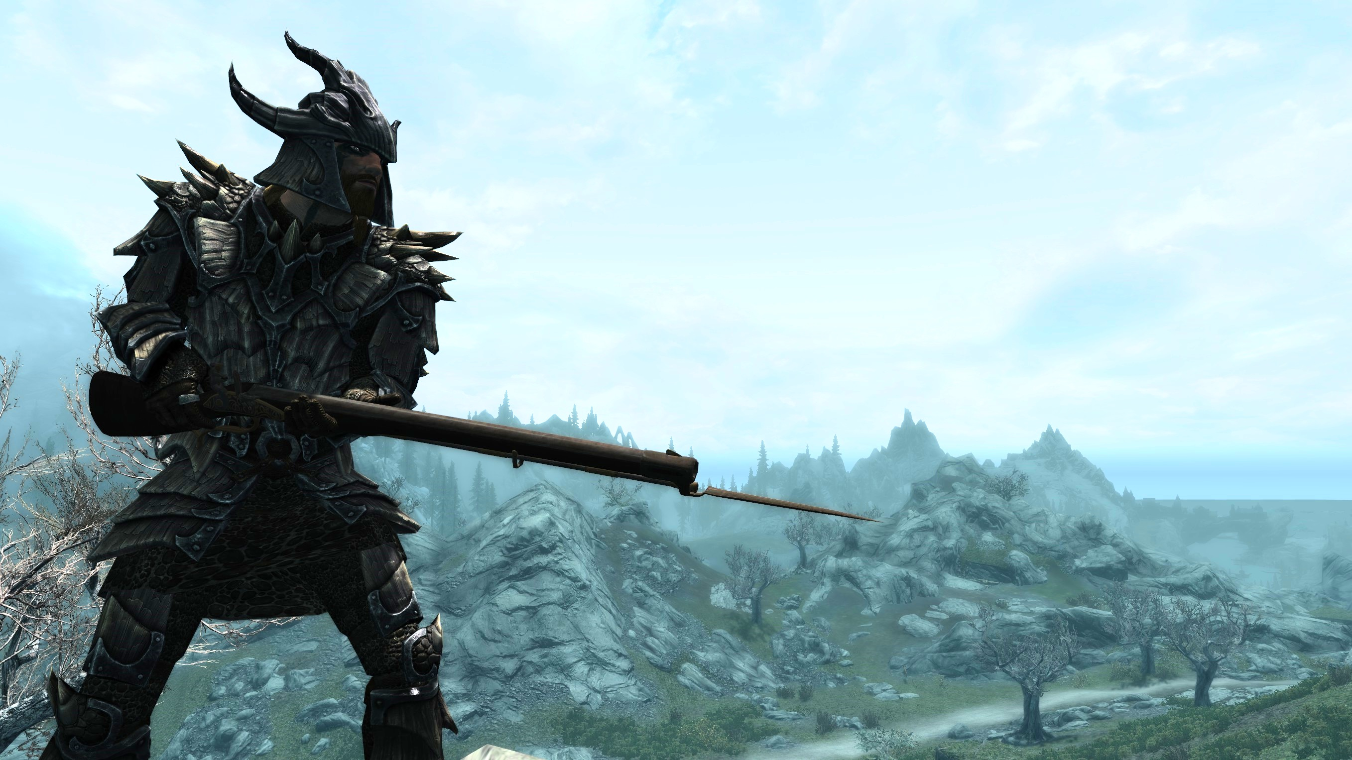 Skyrim Mod Gives You Guns Makes You Feel Bad Pc Gamer