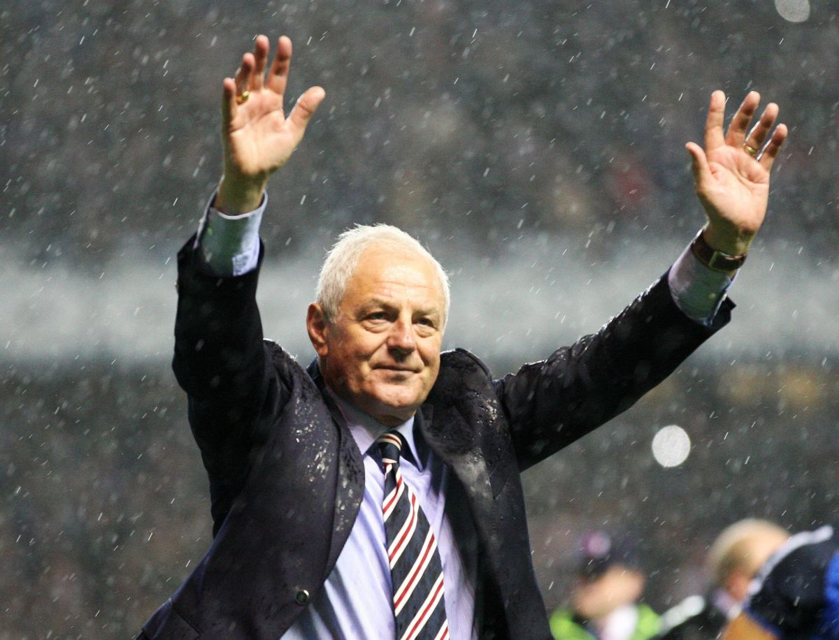 Football mourns former Scotland, Rangers and Everton manager Walter Smith