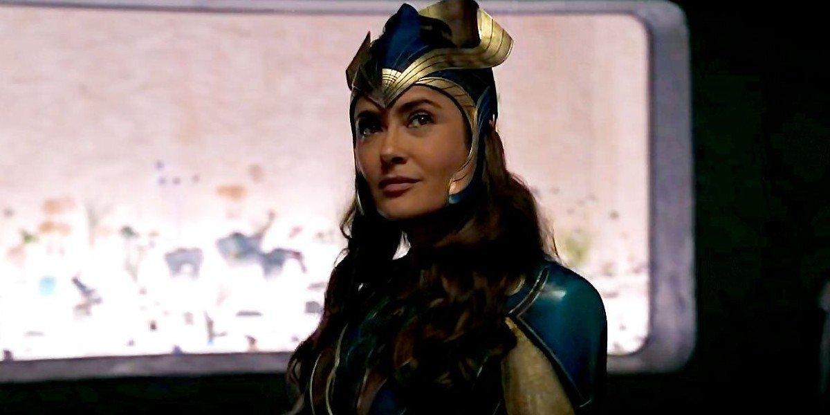 Salma Hayek as Ajak in Eternals (2021)