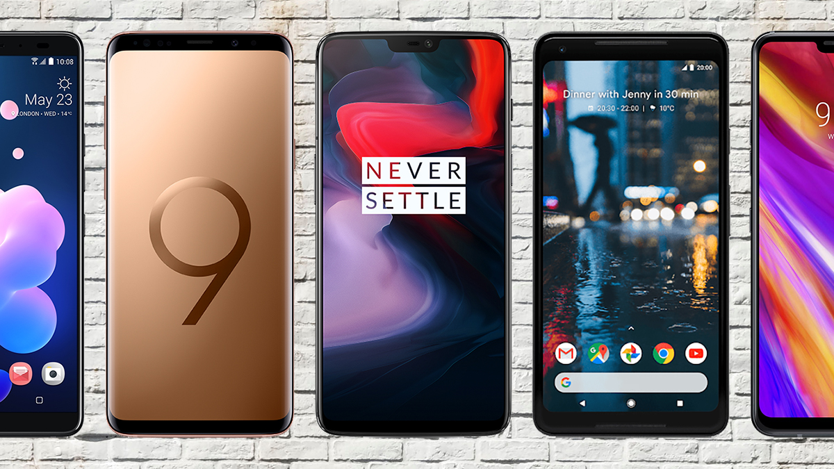 Top 10 best push-button phones in 2018