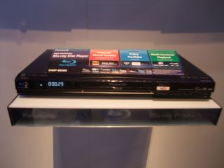 Panasonic's newly announced Blu-ray players are all Profile 2.0