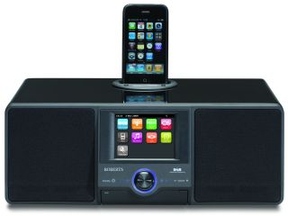 Roberts releases new touchscreen ColourStream DAB in time for Christmas 2010