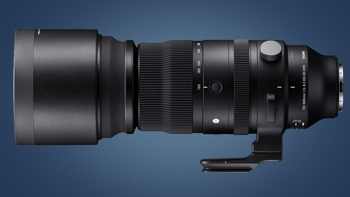 Sigma's super-telephoto lens could be the new zoom king for mirrorless cameras