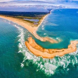 sandbar island