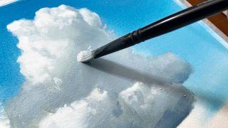 Paint clouds