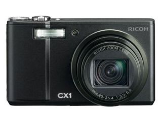 The Ricoh CX1