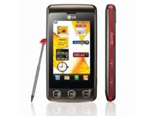 The LG KP500 - always wanted a touchscreen phone but never had the cash? Here you go!