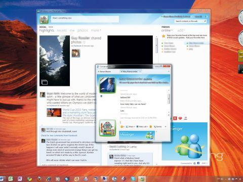 Microsoft Windows Live Messenger