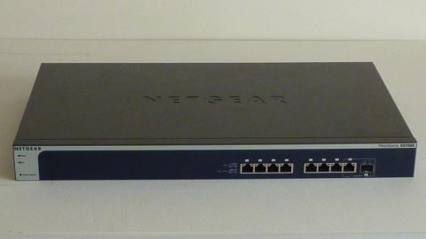 Netgear ProSafe XS708E switch