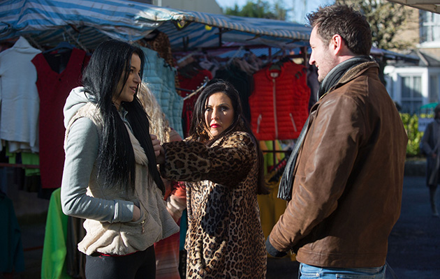 EastEnders Spoilers: Kat Moon warns Hayley Slater to stay well away from Martin Fowler!