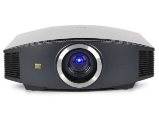 The barnstorming Sony VPL-VW85 projector