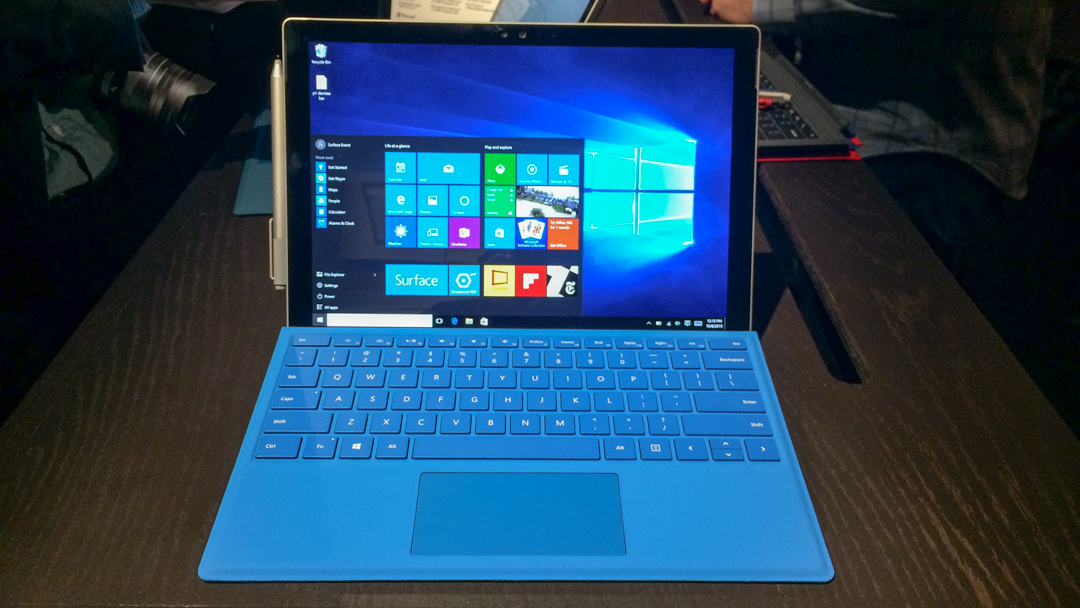 Surface Pro 4 vs Surface Pro 3: what's changed? | TechRadar