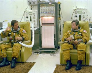 Cast of Thousands: Shuttle Workers, Astronauts Remember Columbia's First Flight