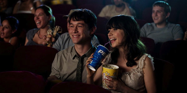 500 Days of Summer Movie Theater