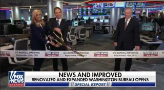 Fox News D.C. studio opening