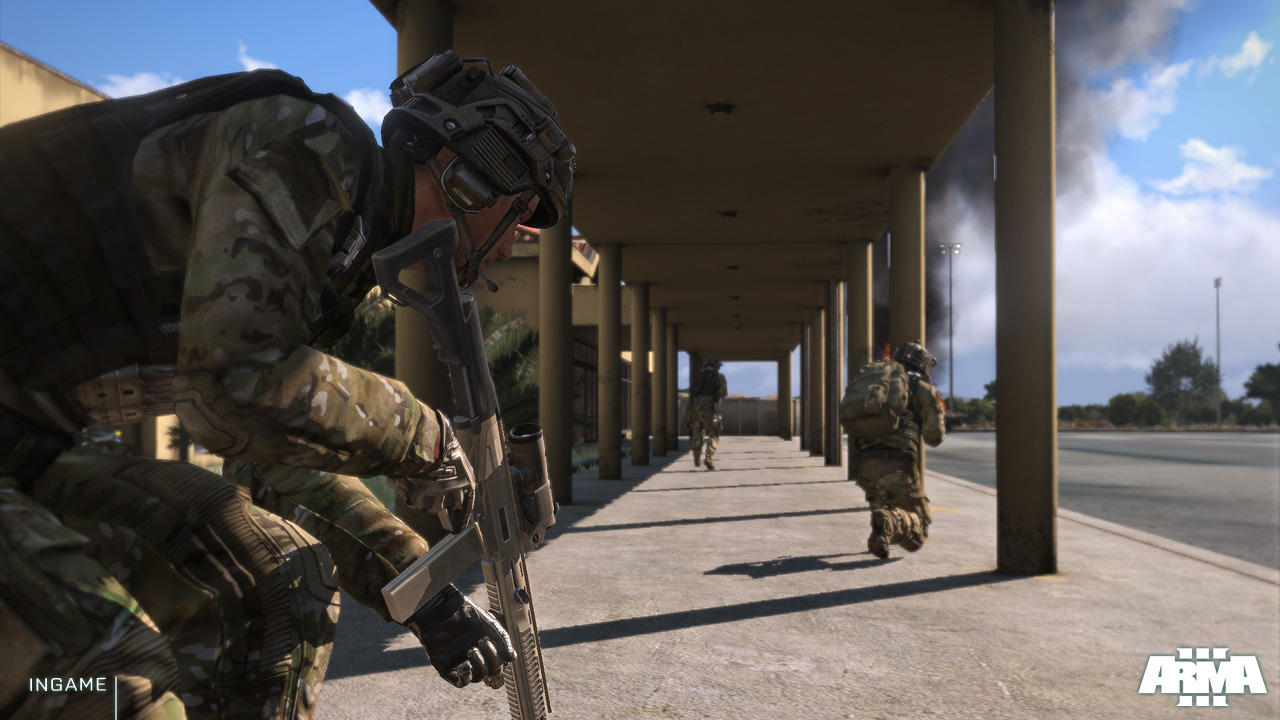 Arma 3 E3 hands-on preview: 8 important questions answered   PC Gamer